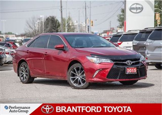 2015 Toyota Camry XSE, Local Trade In, 2 Sets of Wheels, in Brantford, Ontario