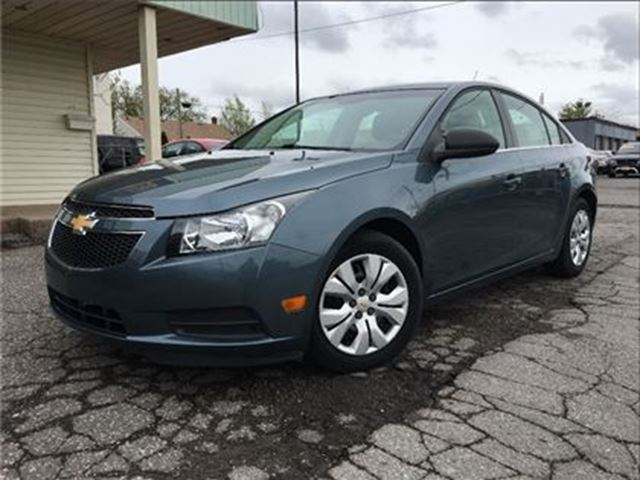 2012 Chevrolet Cruze LS AUTO GREAT LOW MILEAGE!!!!!! in St Catharines, Ontario