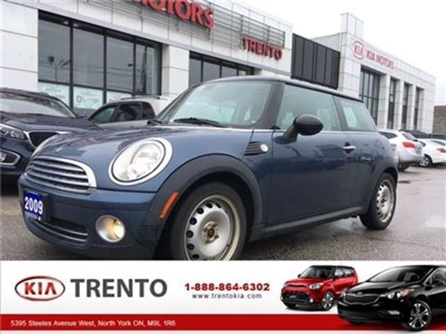 2009 MINI Cooper Base in North York, Ontario