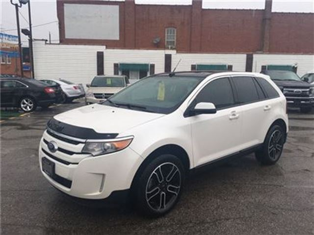 2013 Ford Edge SEL V6 FWD in Hagersville, Ontario