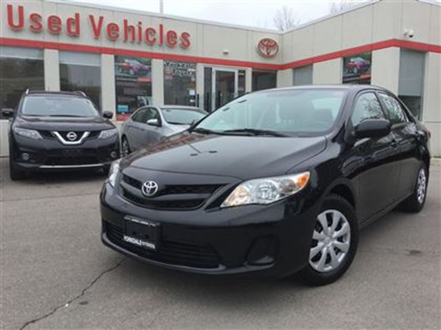 2013 Toyota Corolla CE- Lease / Bluetooth / Heated Front Seats in Toronto, Ontario