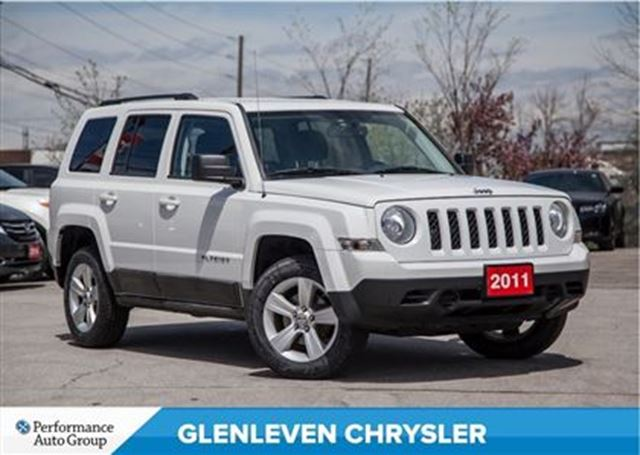 2011 Jeep Patriot Just Arrived...North in Oakville, Ontario