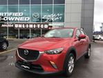 2017 Mazda CX-3 GS MODEL-ALLOY WHEELS-HEATED SEATS in Toronto, Ontario