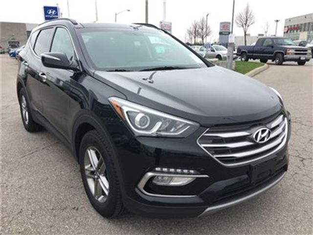 2017 hyundai santa fe se brampton ontario car for sale 2762365. Black Bedroom Furniture Sets. Home Design Ideas