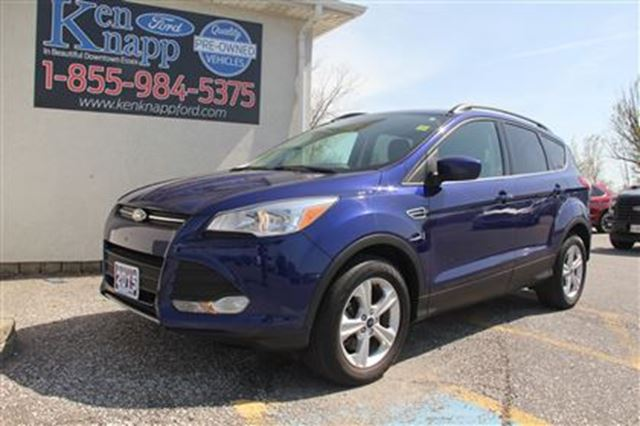 2015 Ford Escape SE   Heated Seats   NAV in Essex, Ontario