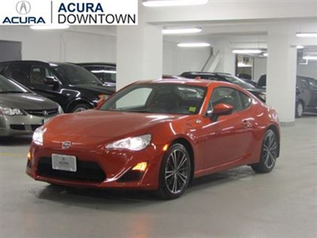 2015 Scion FR-S Base/Low KMs/No Accident/$89.06 Weekly*/ in Toronto, Ontario