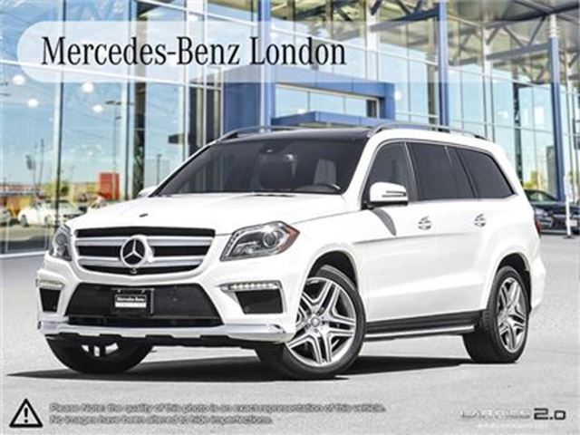 2014 Mercedes-Benz GL350BT 4MATIC in London, Ontario