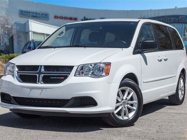 2014 DODGE GRAND CARAVAN SXT, ALLOYS, STOW'N'GO! in Mississauga, Ontario