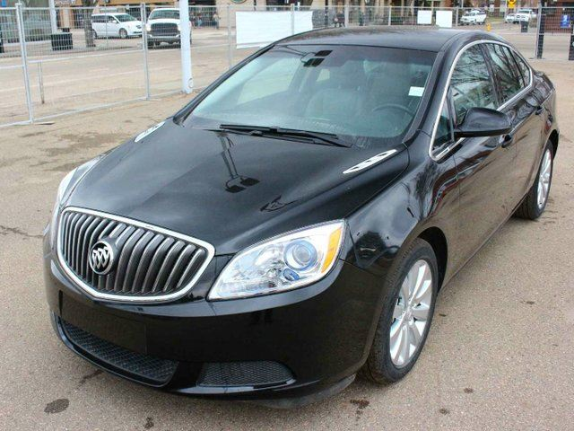 2016 BUICK VERANO AWESOME OPTIONS LOW KM FINANCE AVAILABLE in Edmonton, Alberta