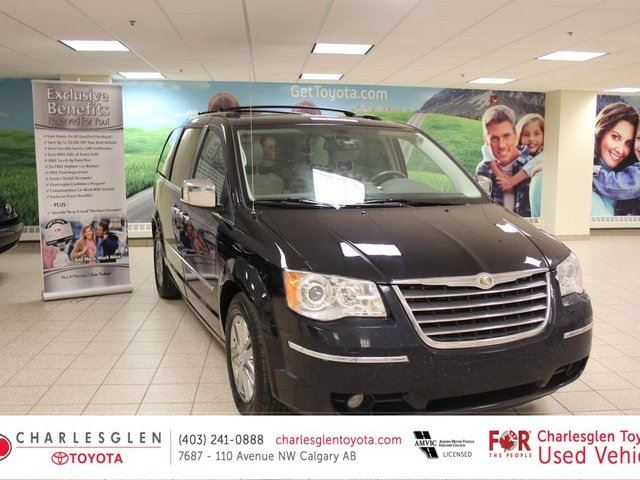 2010 Chrysler Town and Country Limited in Calgary, Alberta