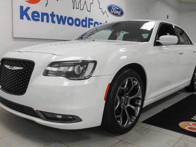 2016 Chrysler 300 300S with beats sound system, back up cam, and heated seats! Lookin' fly! in Edmonton, Alberta