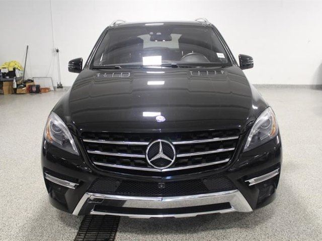 Used 2014 mercedes benz m class ml550 4matic for Mercedes benz ml550 price