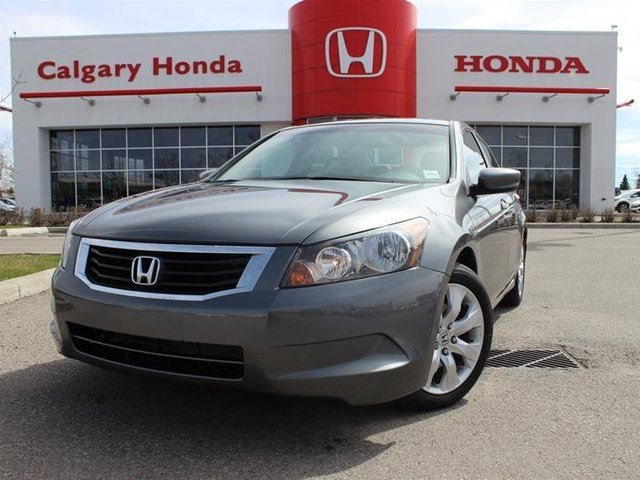 2009 Honda Accord Sedan EX-L 5sp in Calgary, Alberta