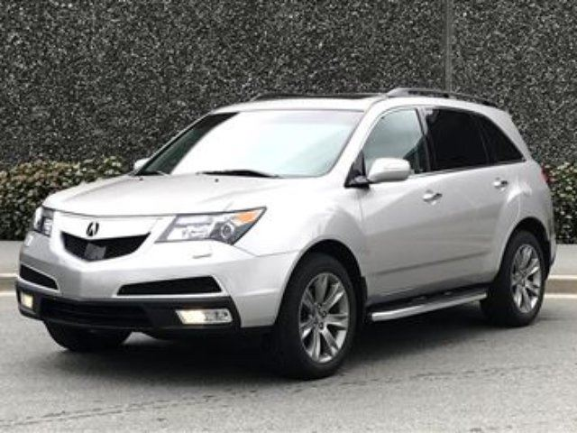 2012 Acura MDX Elite 6sp at in North Vancouver, British Columbia