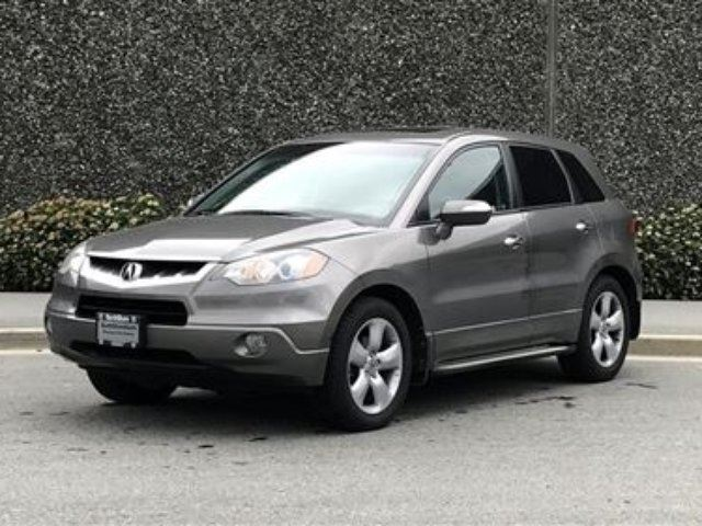 2008 Acura RDX at w Tech. Pkg in North Vancouver, British Columbia