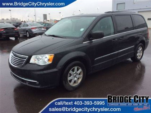 2011 Chrysler Town and Country Touring in Lethbridge, Alberta