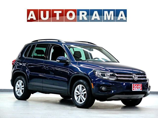 2015 Volkswagen Tiguan 4WD in North York, Ontario
