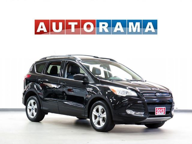2013 Ford Escape NAVIGATION LEATHER SUNROOF 4WD in North York, Ontario