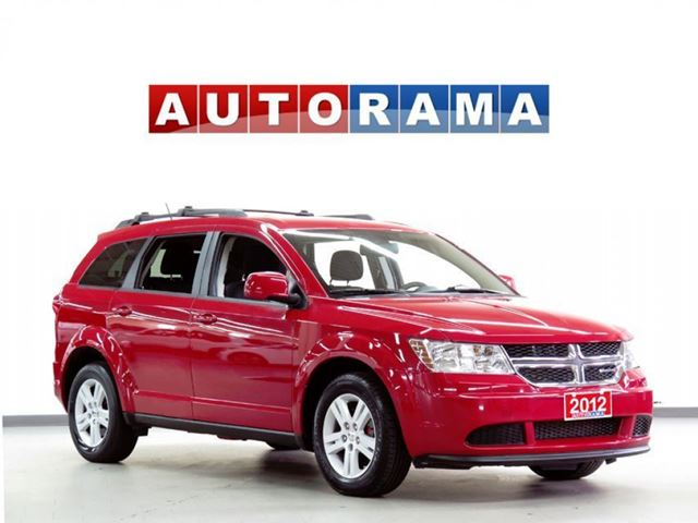 2012 Dodge Journey 7 PASSENGER in North York, Ontario