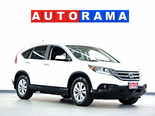 2013 Honda CR-V NAVIGATION BACKUP CAMERA 4WD LEATHER SUNROOF in North York, Ontario