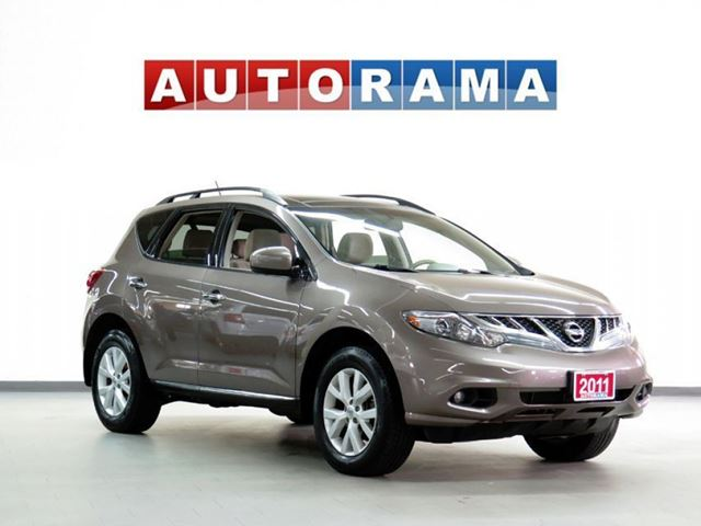 2011 Nissan Murano 4WD SUNROOF in North York, Ontario