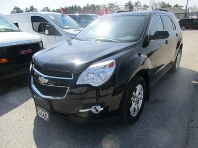 2013 Chevrolet Equinox LOADED LT MODEL 5 PASSENGER 2.4L - ECO-TEC.. AW in Bradford, Ontario