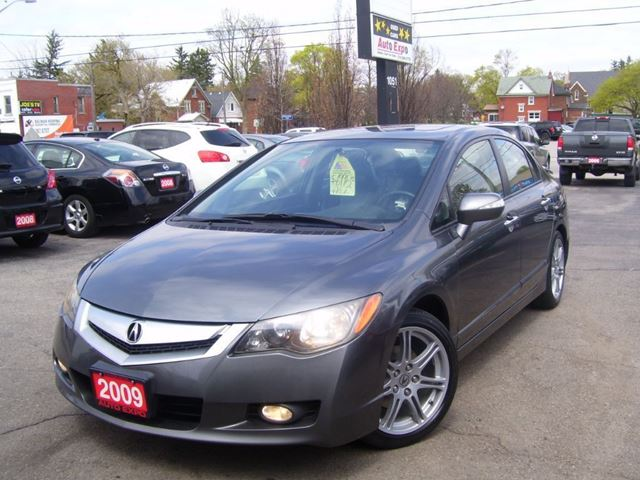 2009 Acura CSX Auto/Sun Roof/No Accident/ Grey | AUTO EXPO INC | Wheels.ca