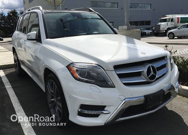 2013 Mercedes-Benz GLK-Class 4MATIC 4dr GLK350 in Vancouver, British Columbia