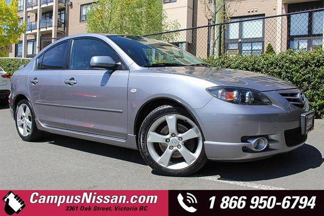 2005 MAZDA MAZDA3 GS Sport  in Victoria, British Columbia