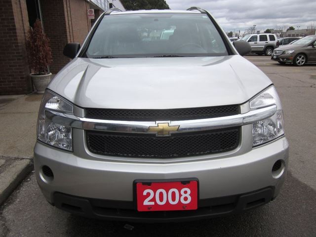 2008 Chevrolet Equinox LS One owner only 80000km in Mississauga, Ontario