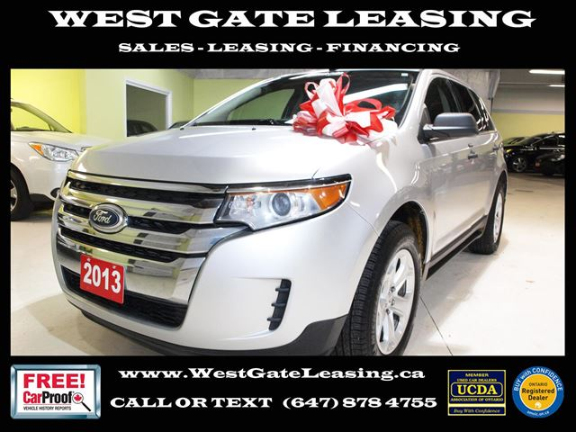 2013 Ford Edge SE  ECOBOOST   in Vaughan, Ontario