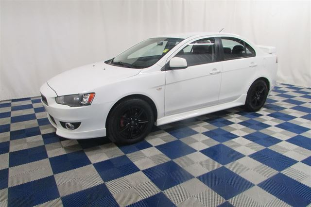 2011 Mitsubishi Lancer SE/HEATED SEATS/ALLOYS/GREAT PRICE in Winnipeg, Manitoba