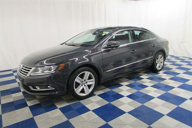 2013 Volkswagen Passat Sportline/SUNROOF/REAR CAM in Winnipeg, Manitoba