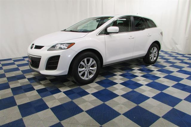 2011 MAZDA CX-7 GS AWD/DVD PLAYER/ALLOYS in Winnipeg, Manitoba