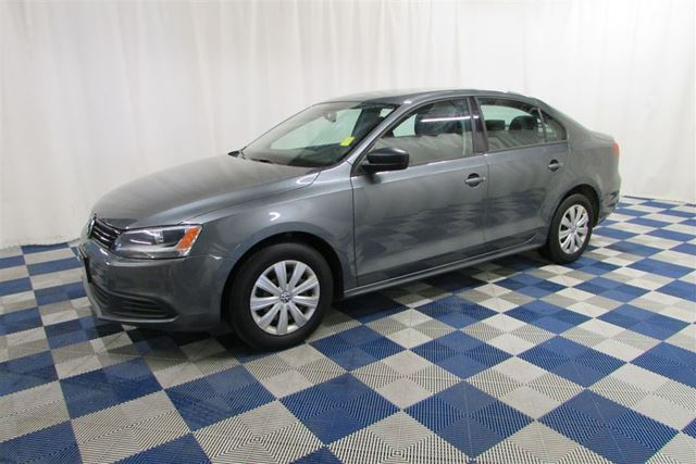 2013 Volkswagen Jetta 2.0L Trendline/ACCIDENT FREE/GREAT PRICE in Winnipeg, Manitoba
