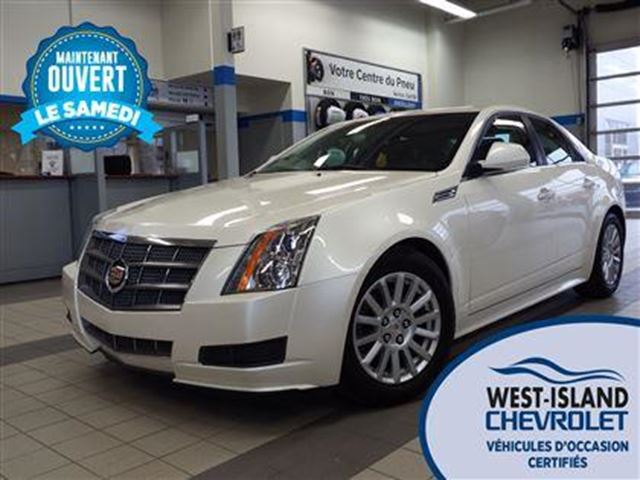 2010 Cadillac CTS           in Dollard-Des-Ormeaux, Quebec