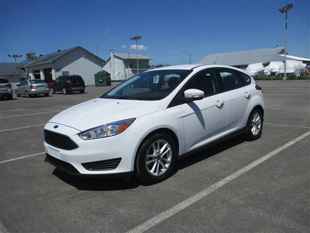 2016 Ford Focus SE HATCHBACK in Joliette, Quebec