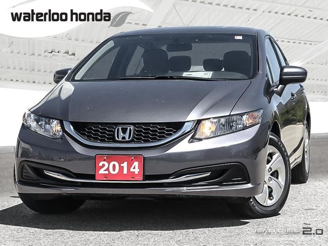 2014 Honda Civic LX Back Up Camera, Heated Seats and more! in Waterloo, Ontario