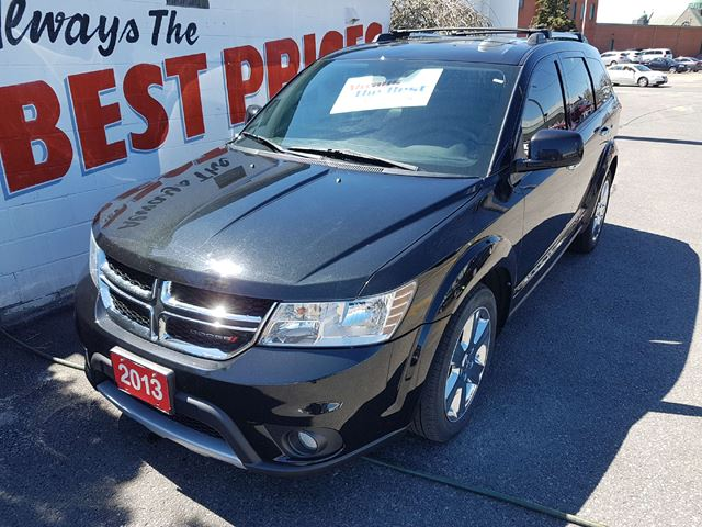 2013 Dodge Journey R/T in Oshawa, Ontario