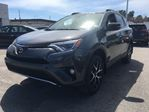 2017 Toyota RAV4 SE AWD+HEATED SEATS+NAVIGATION   in Cobourg, Ontario