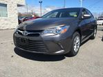 2017 Toyota Camry LE+BLUETOOTH+STAR SAFETY SENSE   in Cobourg, Ontario