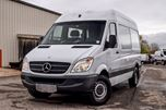 2011 Mercedes-Benz Sprinter 2500 144 High Roof Diesel 5 Seater Pwr Windows Pwr Locks Keyless Entry in Bolton, Ontario