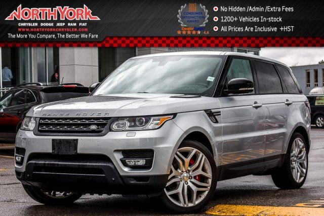 2014 Land Rover Range Rover Sport V8 Supercharged in Thornhill, Ontario