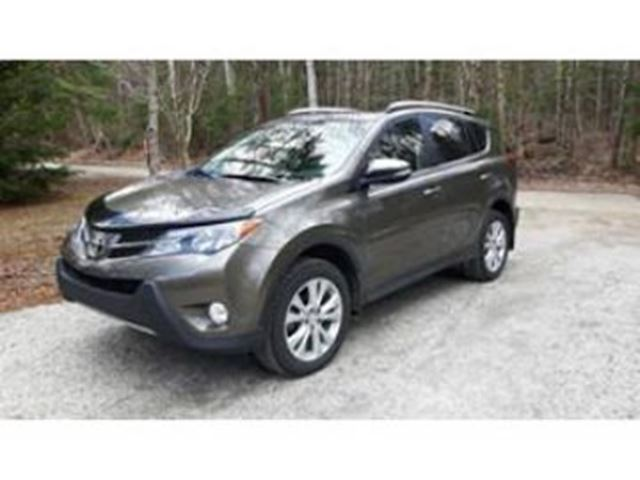 2015 TOYOTA RAV4 Limited AWD Extended Warranty 60 months/100,000km in Mississauga, Ontario