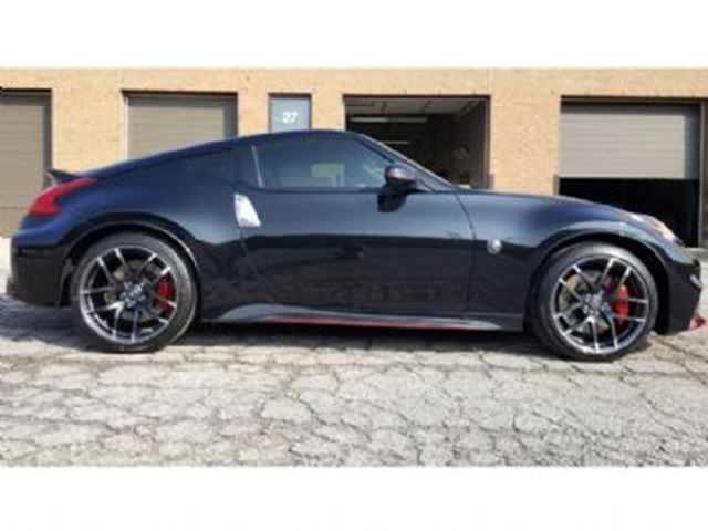 2016 Nissan 370Z Nismo Teck  Package in Mississauga, Ontario