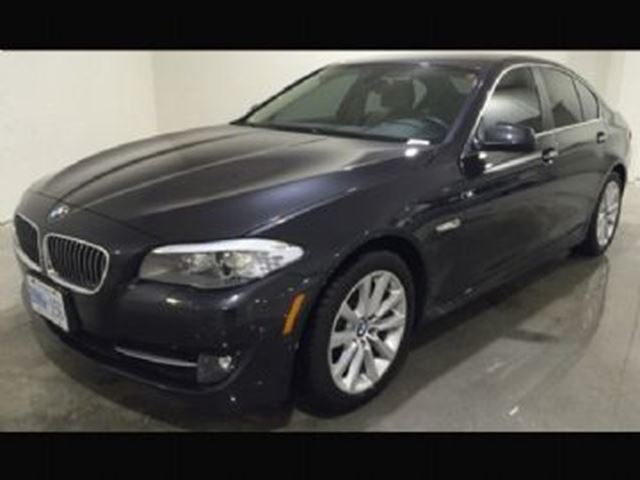 2013 BMW 5 SERIES 528xi in Mississauga, Ontario