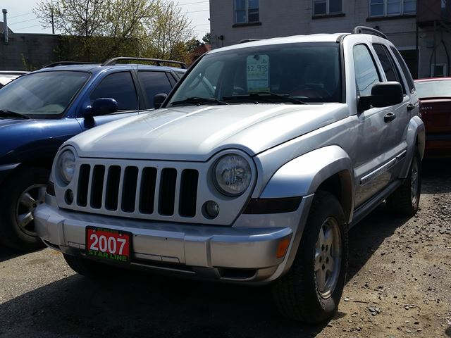 2007 Jeep Liberty Sport-certified in Scarborough, Ontario