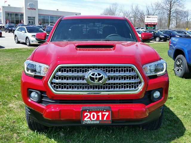 2017 toyota tacoma trd sport lindsay ontario car for sale 2762137. Black Bedroom Furniture Sets. Home Design Ideas