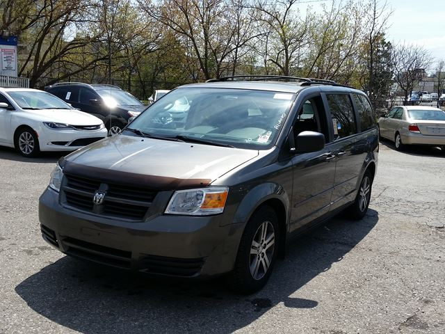 2010 DODGE GRAND CARAVAN SE DVD in Mississauga, Ontario