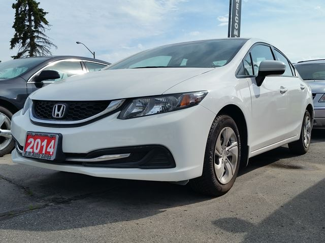 2014 Honda Civic LX in Brampton, Ontario